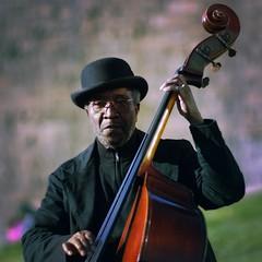Salty (moriza) Tags: street nyc musician bluegrass bass performance band dumbo accoustic moriza ebonyhillbillies modomatic
