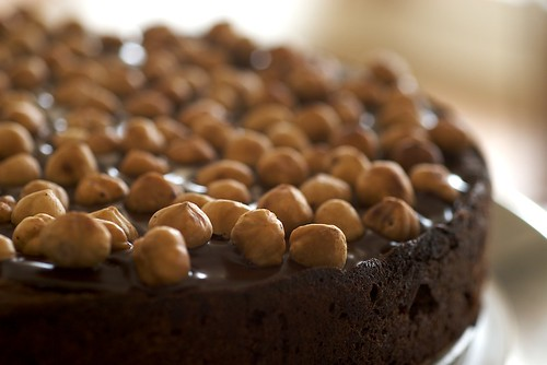 Chocolate Hazelnut Cake | Bake or Break