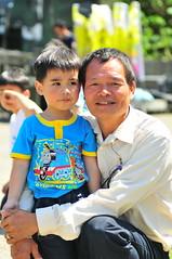 前土城市民代表楊木萬,將為綠黨投入2011立委選戰。(小春攝)