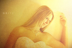 (Laura Henson GRITZ Photography) Tags: light sun beautiful smile bride bright dream betharmsheimertexture