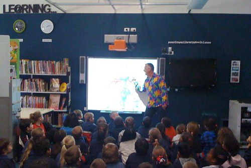 National Simultaneous Storytime 2011