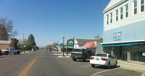 Downtown Yerington