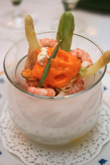 Swedish Seafood Cocktail