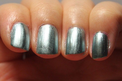 China Glaze Metallic Muse (1/2)