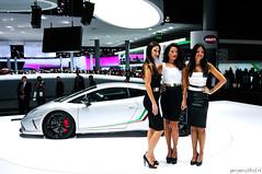 Lamborghini Gallardo LP570-4 Squadra Corse (Jeroenolthof.nl) Tags: girl car photography italian jeroen photographer corse automotive babe chick lp lamborghini supercar gallardo lamboghini squadra 570 olthof jeroenolthofnl lp5704