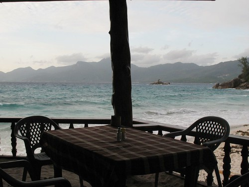Anse Soleil Cafe a Mahe - Seychelles