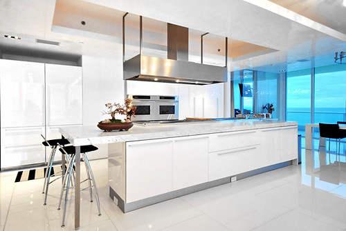 Kitchen by Boffi by Josh Stein Luxury Condos and Lofts.