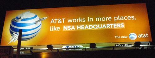 AT&T Billboard picture