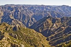 Primera: Barrancas del Cobre (Horrido!!! (Adolfo Montes)) Tags: chihuahua mxico mexico pentaxistds chepe barrancasdelcobre coppercanyon