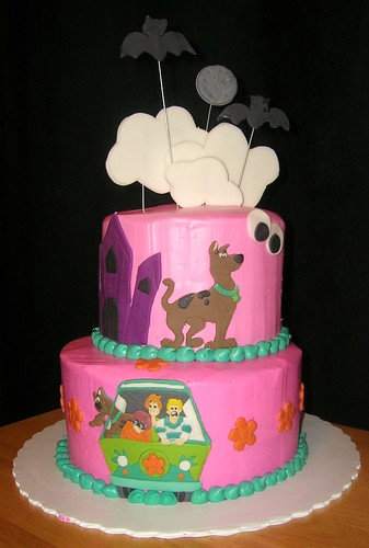 scooby doo cake version 2