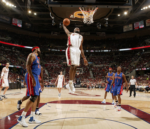 lebron james dunking wallpaper. Lebron James-Wallpaper-