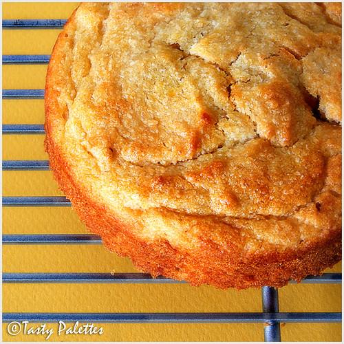 Pina Colada Mini Cakes