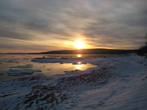 Lake Superior Sunrise (1)