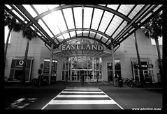 Eastland (Adam Dimech) Tags: road door building mall shopping crossing centre entrance australia melbourne shoppingcentre center victoria atrium xing zebracrossing eastland ringwood architectue eastlandshoppingcentre plazacentreway
