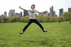 Central park - happy in the air (Marcos Vasconcelos Photography) Tags: newyorkcity nature kid jump centralpark manhattan free brazilian 1740mm f4l vasconcelos mywinners professionalphotograper