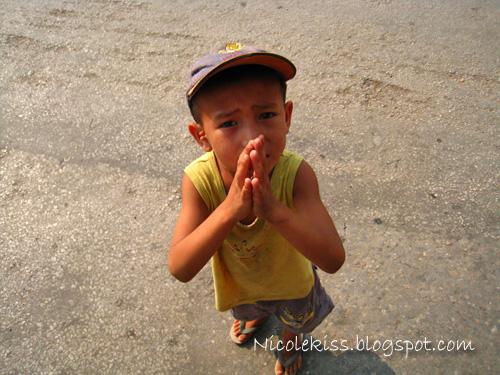burmese kid