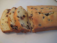 Paul's Chocolate Chip Sour Cream Pound Cake