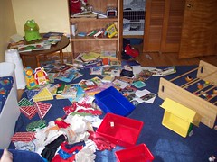 Destroyed Room (mmellander) Tags: kids twins babies destroy bedrooms
