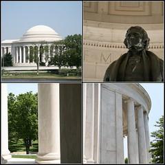 Jefferson Memorial Mosaiac