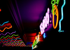Neon colors (Alfonsina Blyde ) Tags: light color colors luces colorful neon colores caracas ligths neones 365venezuela caracaibo panaderatunin panaderiatunning