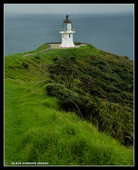 Te Rerenga Wairua - or Cape Reinga,Northland,New Zealand (Black Diamond Images) Tags: newzealand lighthouse northland aotearoa capereinga mori capereingalighthouse newzealandlandscapes taitokerau northernmostpoint aupouripeninsula blackdiamondimages tererengawairua survillecliffs columbiabankmaelstrom tewaioraatne