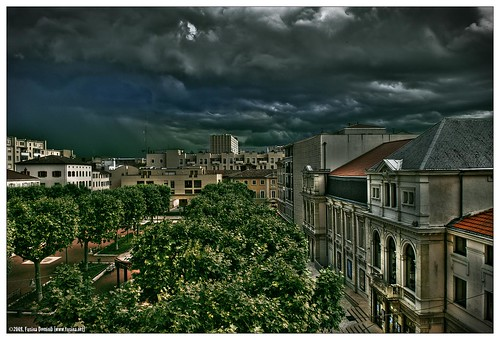 Jour d'orage - Day of storm