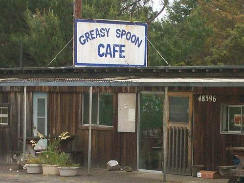 The Greasy Spoon Cafe