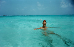 The most turquoise water I`ve ever seen