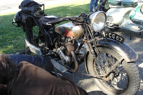Terrot 350 HOT 1930 350cc SV