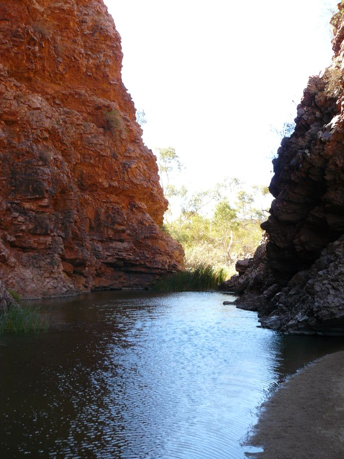 Australie #28 : Simpsons Gap #3