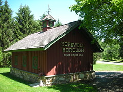 Hopewell Pump House