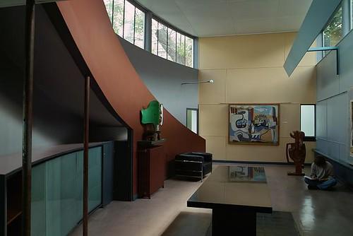 Exceptionnel Fondation Le Corbusier Villa La Roche Paris - a photo on Flickriver OV99