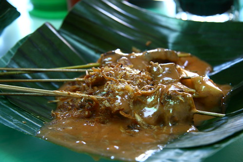 Beef Satay