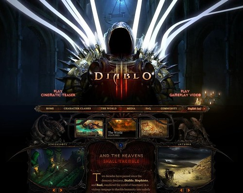 Diablo3 has been announced!