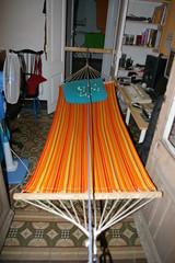 My siesta hammock