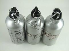 Indiana Jones Water Bottles from Japan (Andeveron) Tags: japan spaceinvaders towels