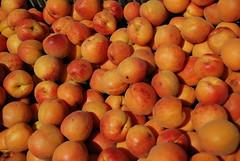 Nyammmmm (Kingafoto in UK) Tags: vegetable vermelho crop hungarian barack piros nyár sárga gyümölcs zöldség finom kajszi fabulousfoods sárgabarack