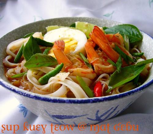 Sup Kuey Teow