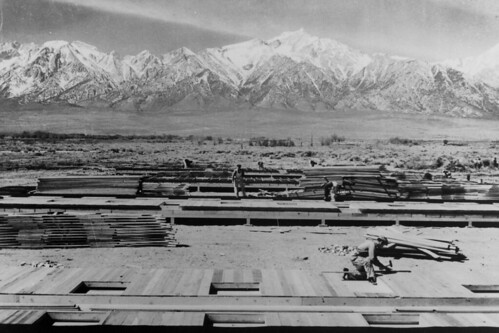 Manzanar - Construction