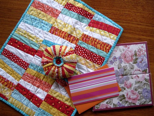 Doll Quilt Swap 3