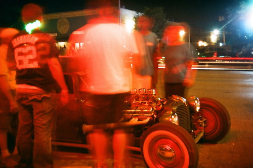 SoCo hot rod, Austin Texas