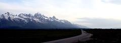 sunrize (spazlandon) Tags: mountains sunrise jackson tetons
