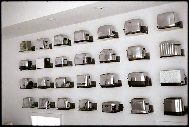 Toaster Wall
