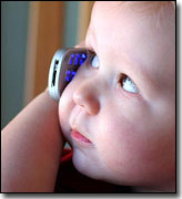 Cellphone Toddler