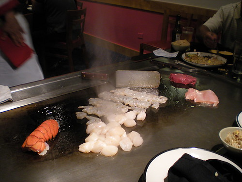 Samurai Restaurant Miami Menu