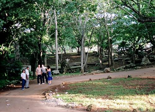 Parque Lenin, La Habana, Cuba 1988 por JC García Caparrós (Perro32).