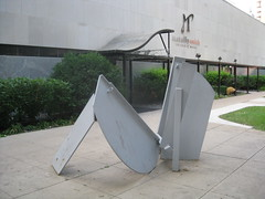 Unknown McNally Smith College of Music Sculpture