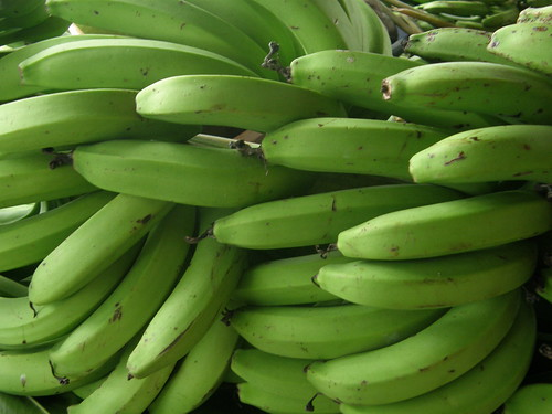 Bananas verdes por rgrant_97.