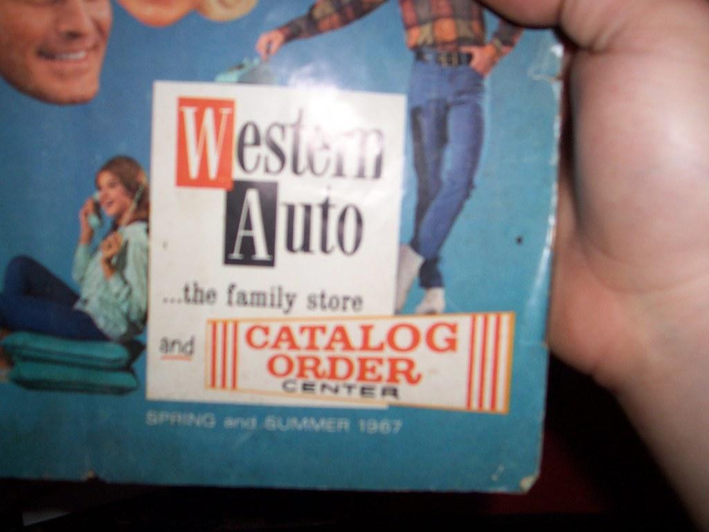 1967 Western Auto Spring & Summer Catalog