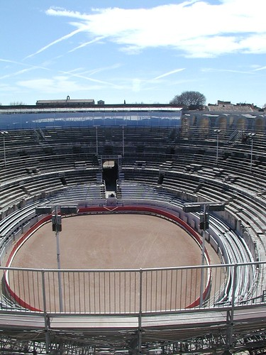 The Arena in Arles, France